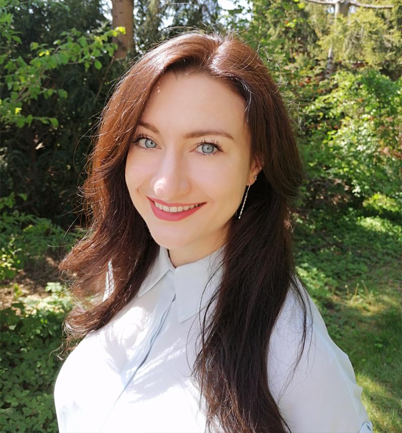 Anna Savitskaya, MA