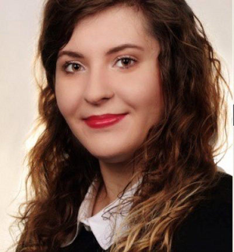 Marlena Stradomska, MA