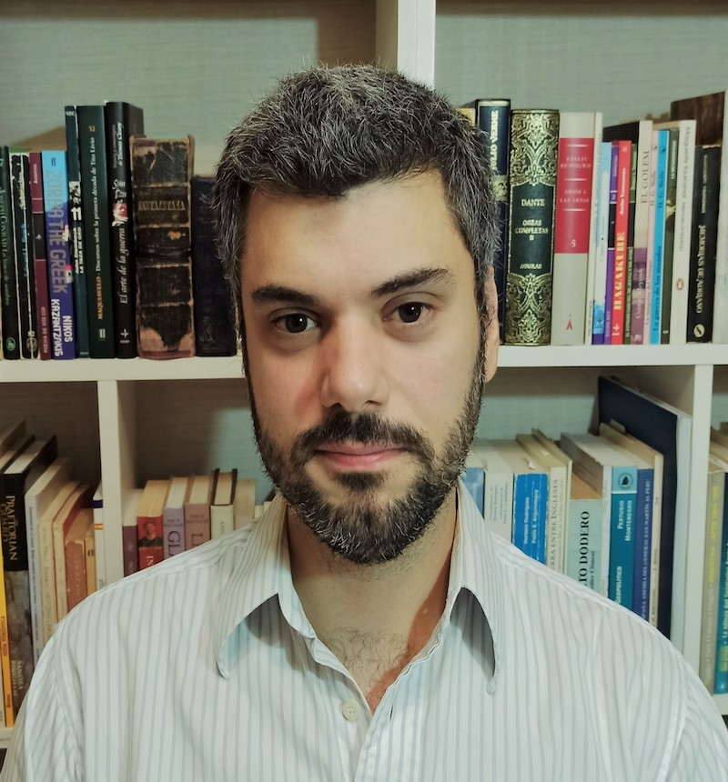 Agustín Daniel Desiderato, MA