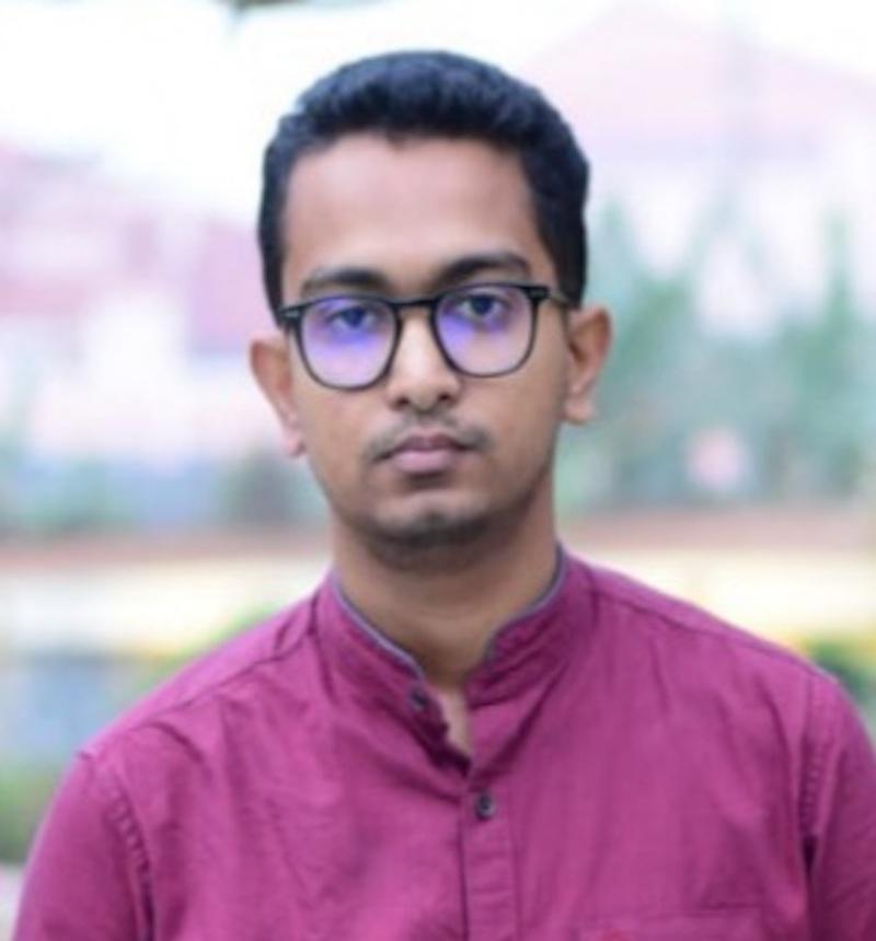 Pratyush raga Sabhapandit, BA