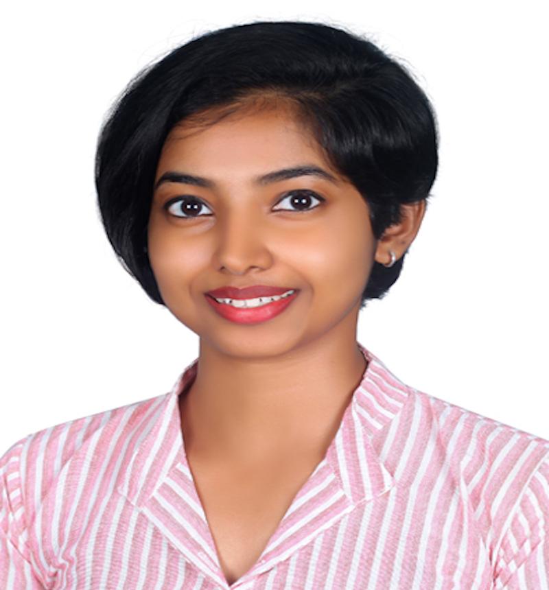 Saranya Suresh, BSc