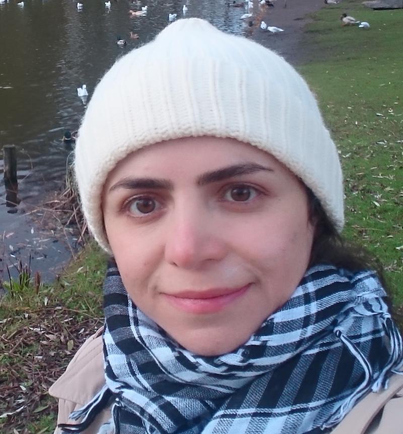 Somayeh Rahmani,MA