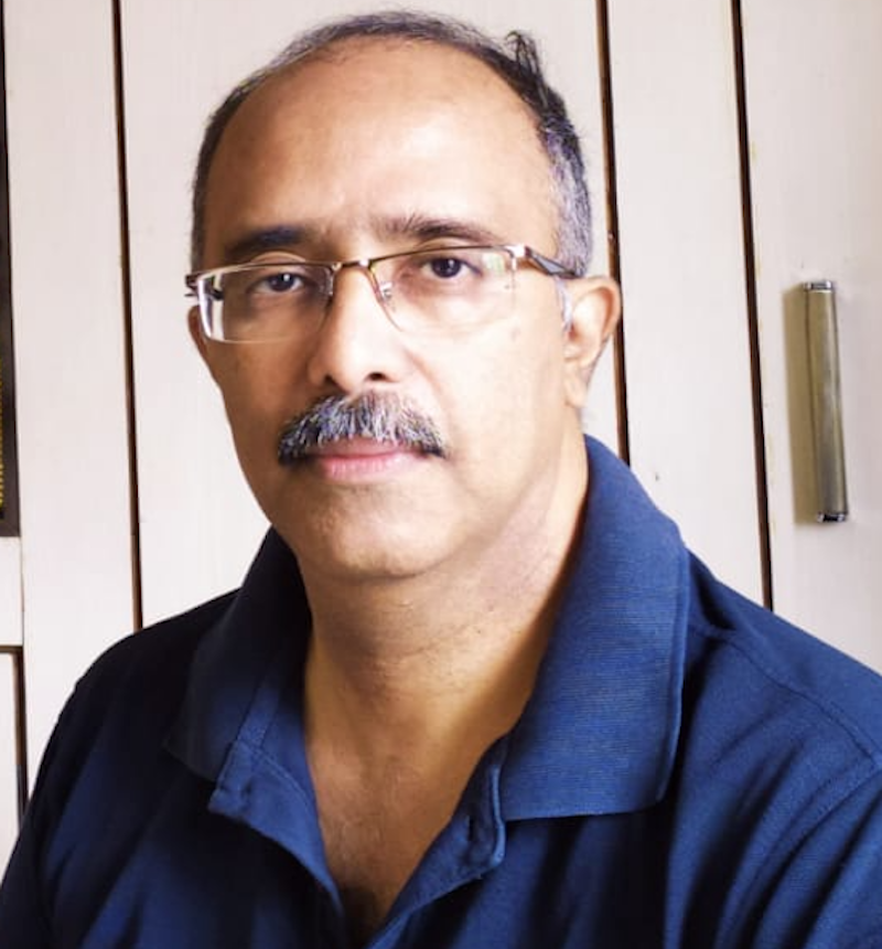 Pramod Nayar, PhD